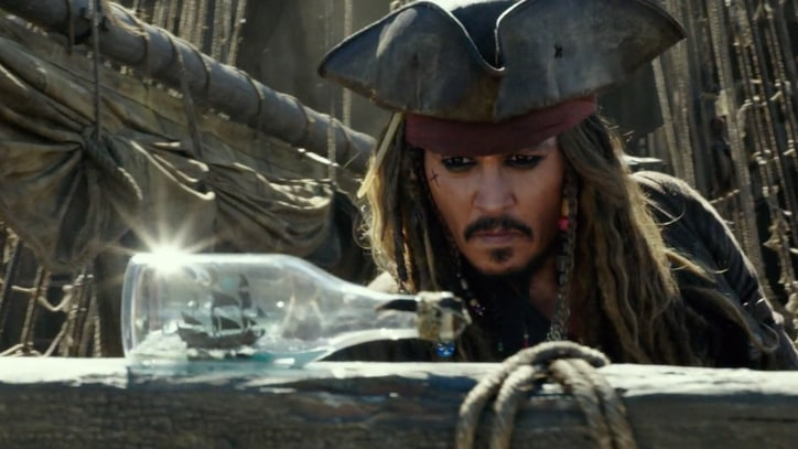 See Jack Sparrow Fight Old Enemies in 'Pirates of the Caribbean' Trailer