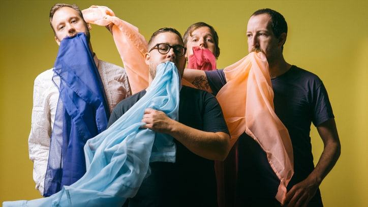Pissed Jeans Talk Blending Cringe Comedy, Feminist Thought on New LP
