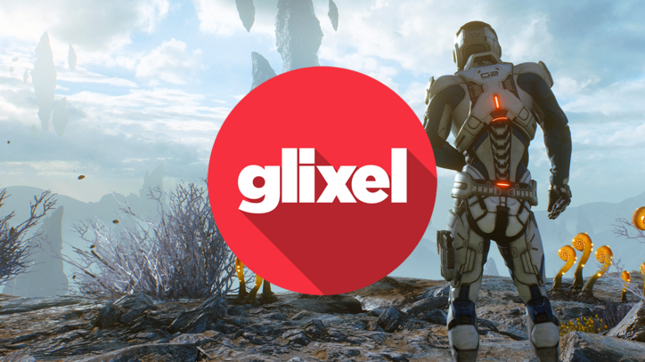 Listen to the Glixel Podcast: 'Mass Effect: Andromeda' and Simon's Fake 'Zelda'