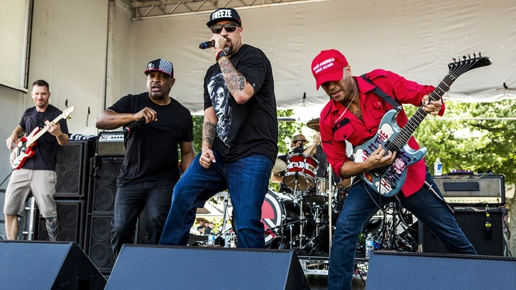 Watch Prophets of Rage Perform at Cleveland Rallies Near RNC