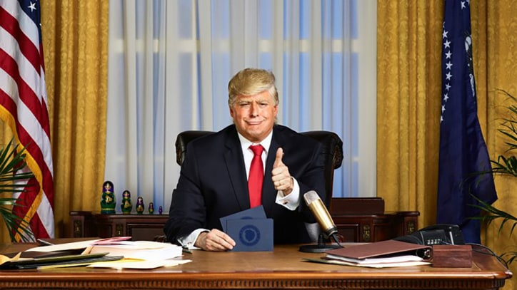 Donald Trump Impersonator to Host New Comedy Central Late-Night Show