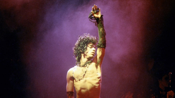 Unreleased Prince Songs Prepped for Greatest Hits, 'Purple Rain' Reissue
