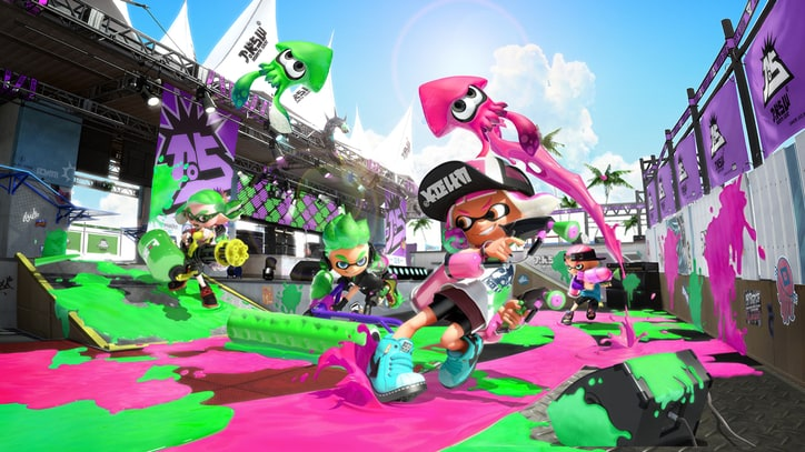 Data Miners Unearth New Content Potentially Coming Soon To 'Splatoon 2'