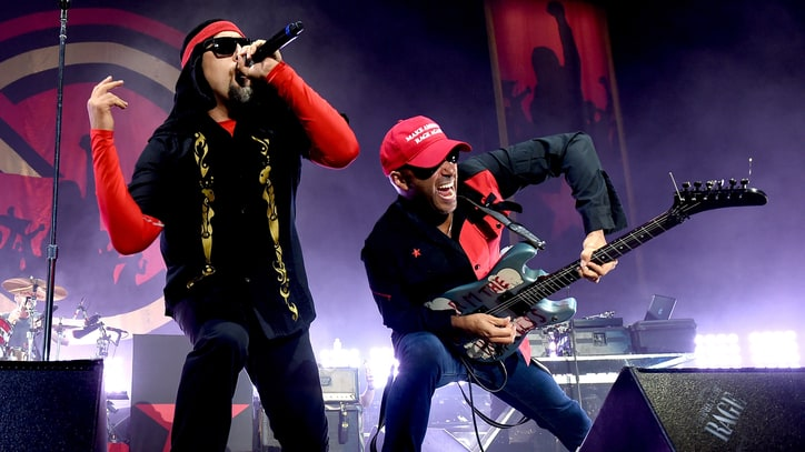 Prophets of Rage Prep Debut Album, Release Fiery, Michael Moore-Directed Video