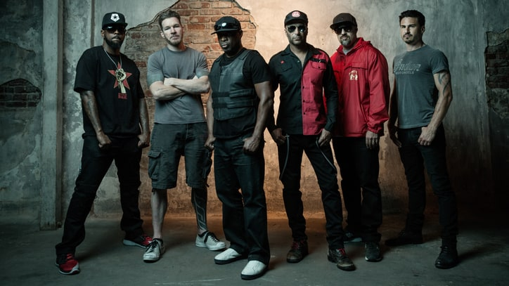 Review: Prophets of Rage, Rap-Rock Supergroup, Calls for Revolution