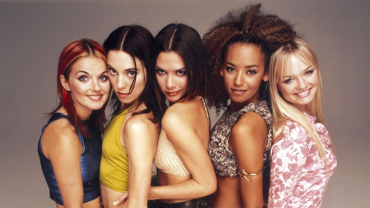 Spice Girls: Too Hot to Handle