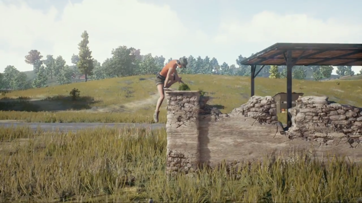 Climbing, Vaulting and Dynamic Weather Coming to 'Playerunknown's Battlegrounds'