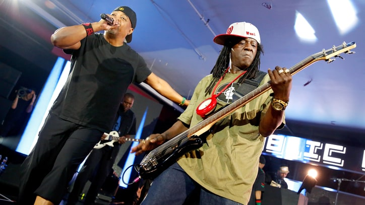 Public Enemy Release Surprise New Album 'Nothing Is Quick in the Desert'