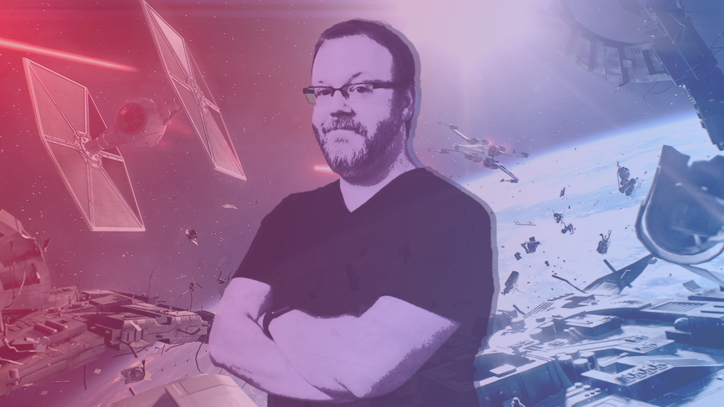 'Star Wars Aftermath' Author Chuck Wendig on Writing for Games, the 'Old Republic' Era, and Jar Jar Binks' Fate