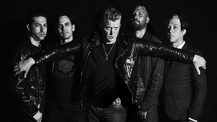Hear Queens of the Stone Age's Diabolical Rocker 'The Evil Has Landed'