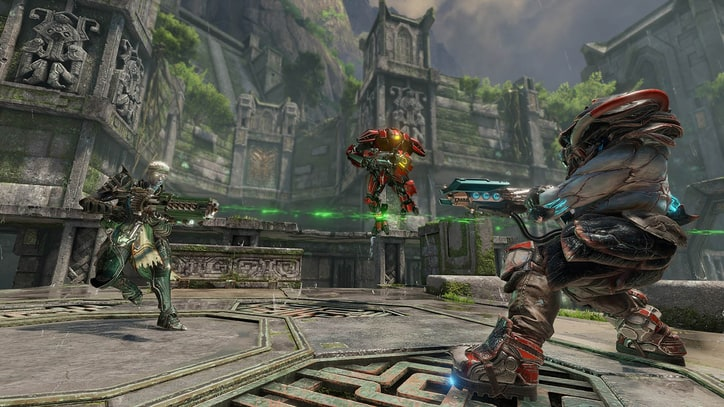 Id's Tim Willits on 'Quake Champions' Secret Esports Weapon