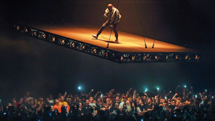 How Kanye West Made His Saint Pablo Stage Fly