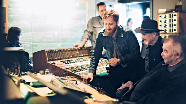 Inside Dan Auerbach's Old-School New Solo LP