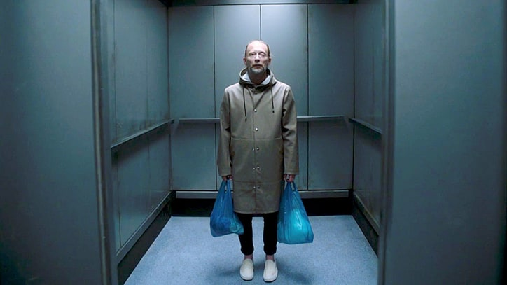 Thom Yorke Gets Stuck in Elevator in Radiohead's Claustrophobic 'Lift' Video