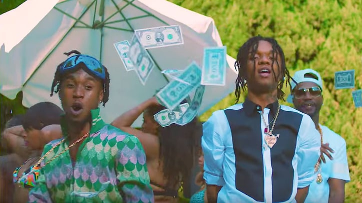 Watch Rae Sremmurd's Rump-Shaking 'Shake It Fast' Video With Juicy J