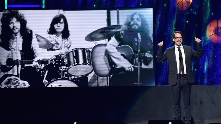 Watch Dhani Harrison's Personal ELO Rock Hall Induction Speech