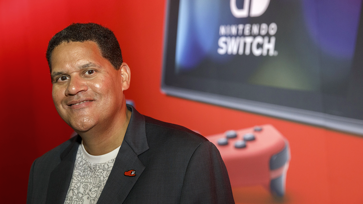 Nintendo of America Boss Fils-Aimé On Comebacks, the Future of the DS and Surviving the Wii U