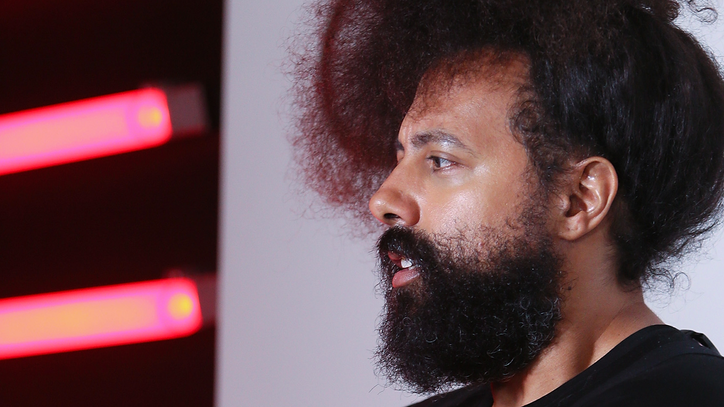 Reggie Watts on How He Plays Games, VR and Improvisation