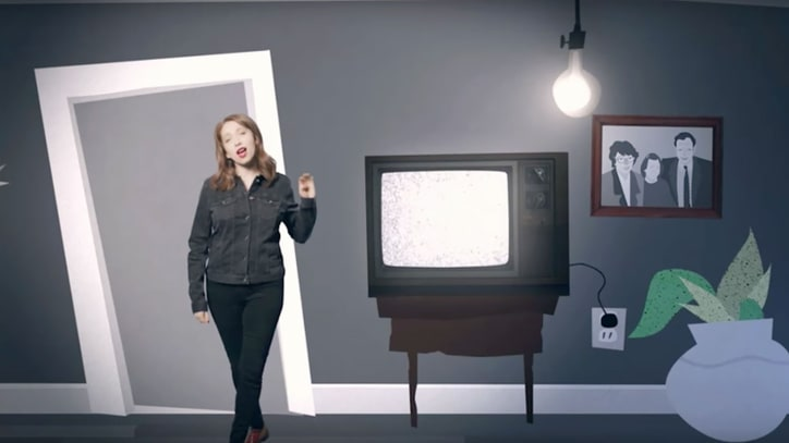 See Regina Spektor's Home Movies in Charming 'Bleeding Heart' Video