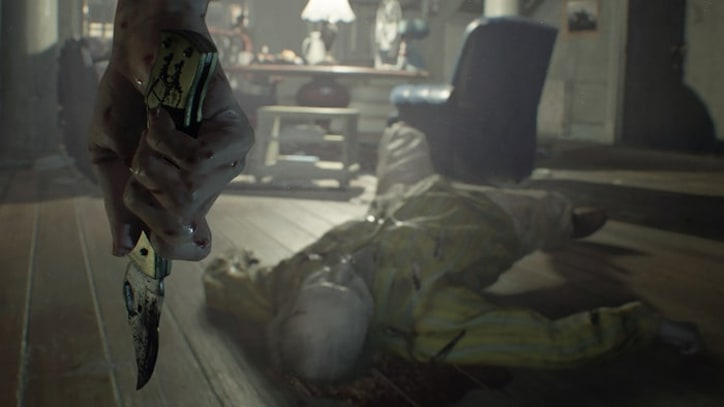 See The Kitchen Carnage Behind The Success Of 'Resident Evil 7' in Virtual Reality