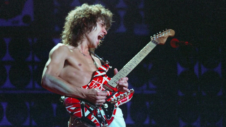 Eddie Van Halen Donates Guitars to Low-Income Schools' Music Programs