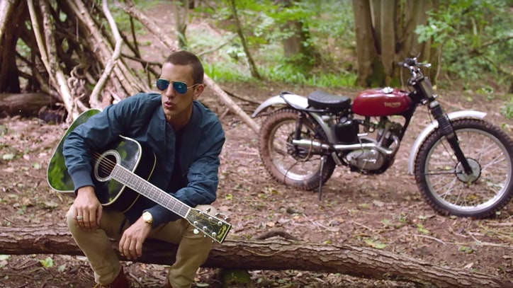 Watch Richard Ashcroft's Defiant 'They Don't Own Me' Video