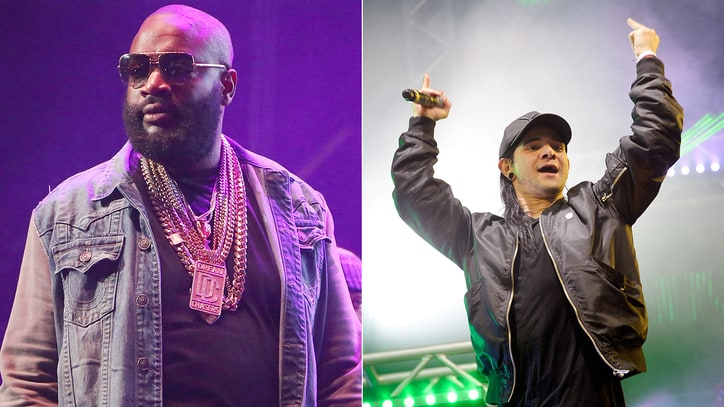 Hear Rick Ross, Skrillex's Ear-Popping New Song 'Purple Lamborghini'