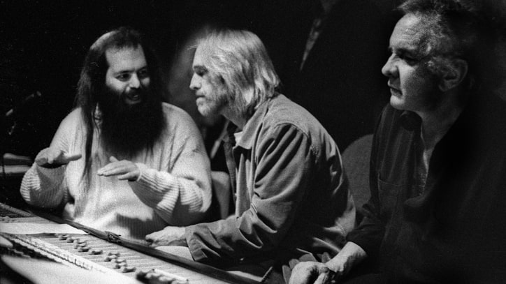 Rick Rubin Talks 'Breathtaking' Poetry of Tom Petty