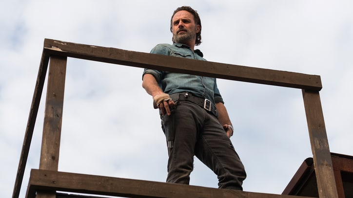 'The Walking Dead' Season Finale Recap: Tiger, Tiger, Burning Bright