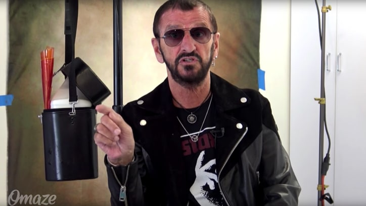 Ringo Starr to Brunch With Contest Winner for David Lynch Foundation