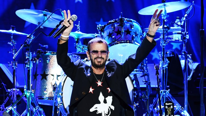 Watch Radiohead's Phil Selway Join Ringo Starr for Beatles Classic