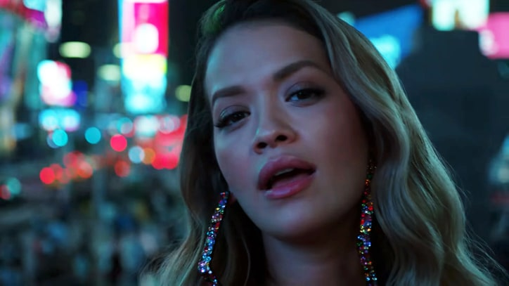 Watch Rita Ora's Wild New York City Night in New 'Anywhere' Video