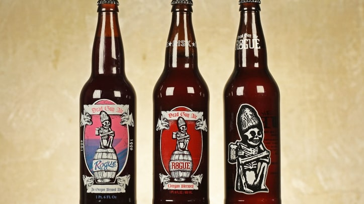 Rogue's Dead Guy Ale Resurrected with Redesigned Logo, 12-Ounce Can Release