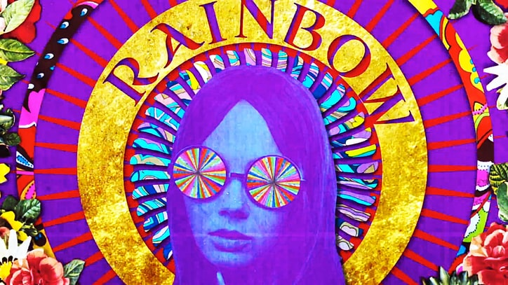 Rolling Stones Celebrate Womanhood With Animated 'She's a Rainbow' Video