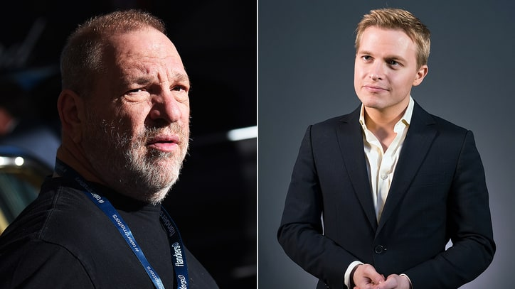 Harvey Weinstein Allegedly Hired Spies to Get Info on His Accusers