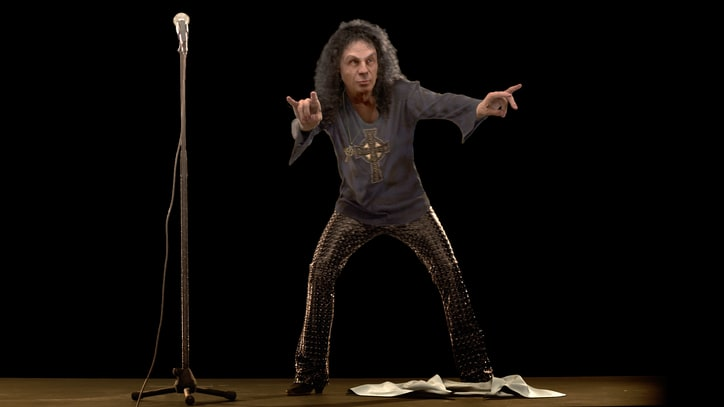 Ronnie James Dio Hologram Debuts at German Metal Festival