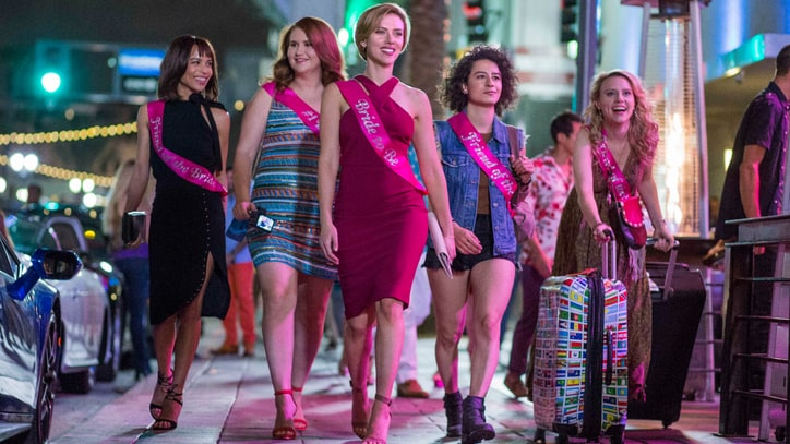 Watch Scarlett Johansson, Kate McKinnon in Raunchy 'Rough Night' Trailer