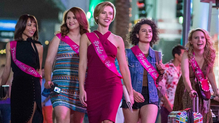 Watch Scarlett Johansson, Kate McKinnon Rage in NSFW 'Rough Night' Trailer