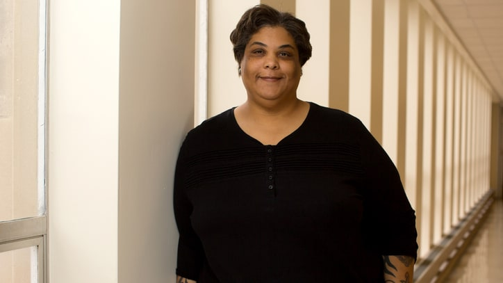 Roxane Gay: New Memoir Is 'About My Body and the Things That Happened to My Body'