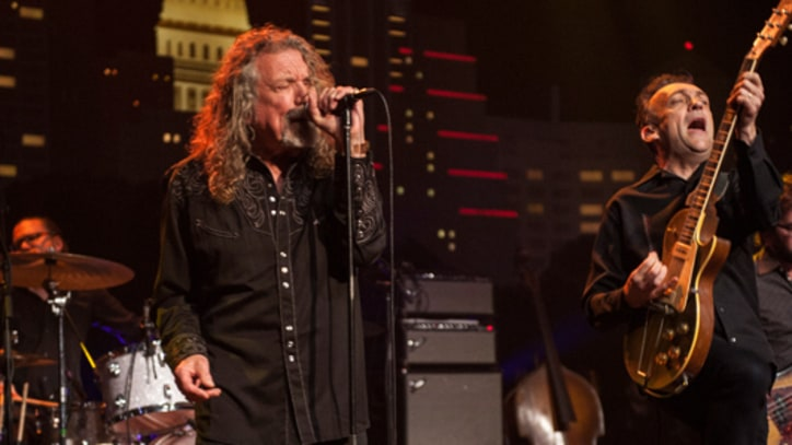 Watch Robert Plant Reimagine Led Zeppelin Tracks for Spirited 'ACL' Set