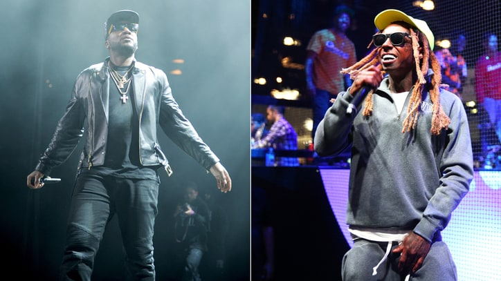 Hear Jeezy, Lil Wayne Team for Swaggering 'Bout That'