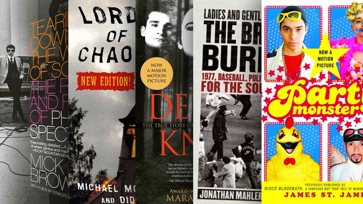 11 True Crime Books For Music Lovers
