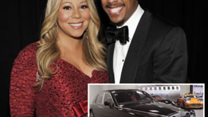 See Mariah Carey's $400,000-Plus Christmas Gift From Nick Cannon