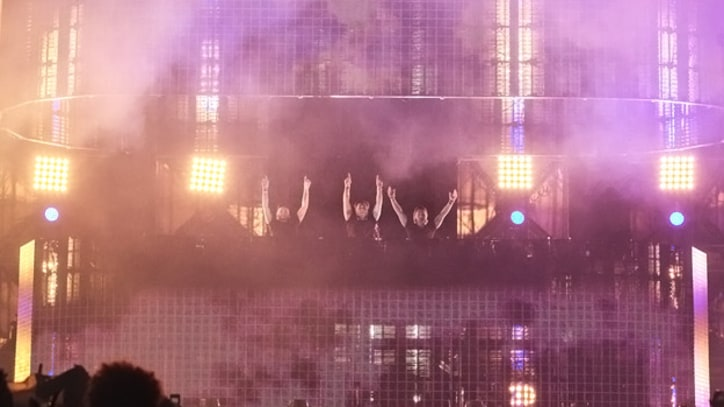 Swedish House Mafia Set It Off at Ultra Music Festival