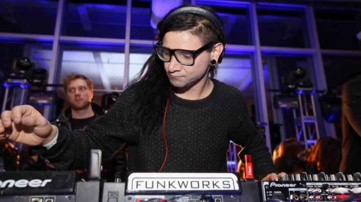 Skrillex Cancels Full Flex Express Train Tour