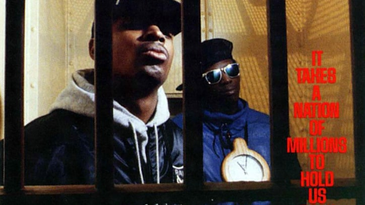 How Public Enemy Made 'It Takes a Nation of Millions to Hold Us Back'