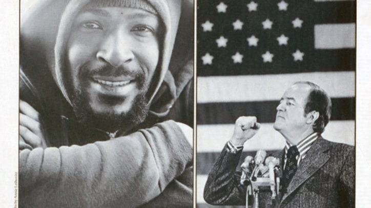 Honor Thy Brother-In-Law: A Visit With Marvin Gaye