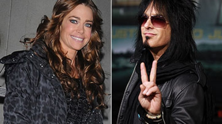 Nikki Sixx and Denise Richards Call It Quits