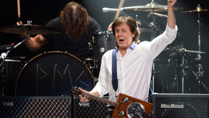 Paul McCartney Returning to Fenway Park for Summer Tour