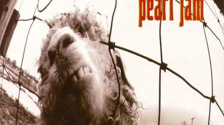 Pearl Jam Set Sales Record with 'Vs.'